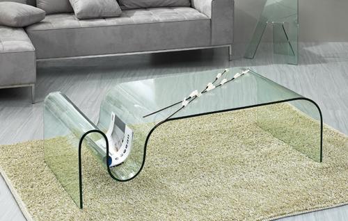 Szkło Dekoracyjne Szklane Stoliki Kawowe